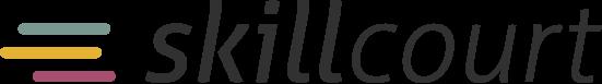 skillcourt logo schwarz